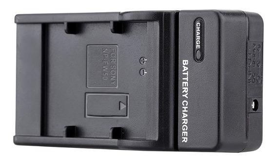 Adaptador De Carregador Ac Bateria Para Sony Np-fw50 Np-fw50