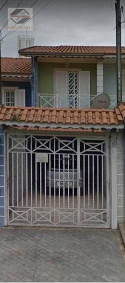 Casa Com 3 Dormitórios À Venda, 94 M² Por R$ 235.790,00 - Cidade Líder - São Paulo/sp - Ca2447