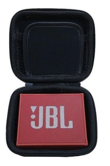 Bolsa Capa Case Para Caixa De Som Jbl Go 1 Ou 2
