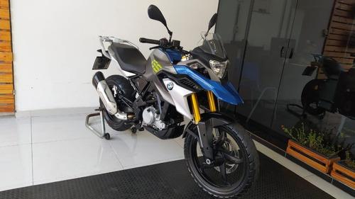 Bmw G310 Gs Azul 2020 Tebi Motos