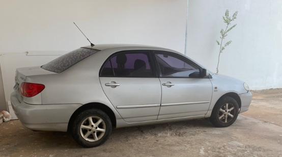 Corolla Com Couro, Automático, Prata, Sem Dívidas !!!