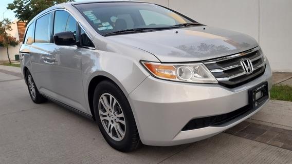 Honda Odyssey Exl Piel Puertas Elé