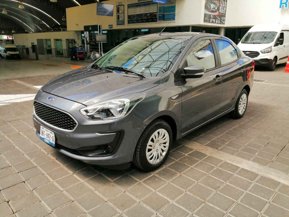Ford Figo 2019 4p Impulse L4/1.5 Man A/a