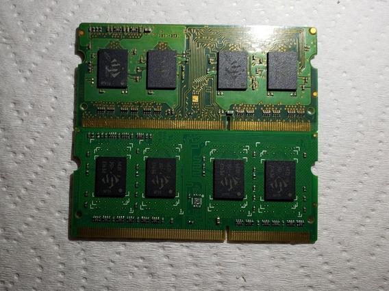 Memoria Ram Novatech 4gb (2x2gb) Sodimm 1333mhz