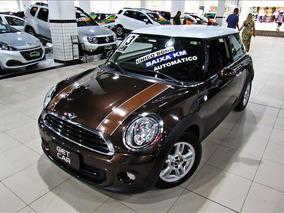 Mini Cooper Mini Cooper One 1.6 16v Gasolina 2p Automatico