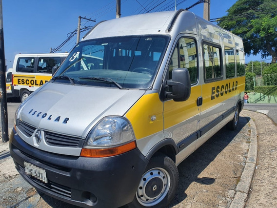 Renault Master 2013 Executiva 20 Lugares