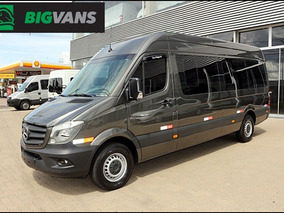 Sprinter 2018 0km 415 Bigvan Elite Prime Paris Black Night