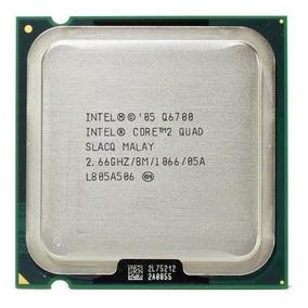 Processador Intel Core 2 Quad Q6700 2.66 Ghz 8m De Cache