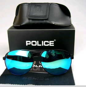 087bceccf Oculos Aviador Azul Masculino De Sol - Óculos no Mercado Livre Brasil
