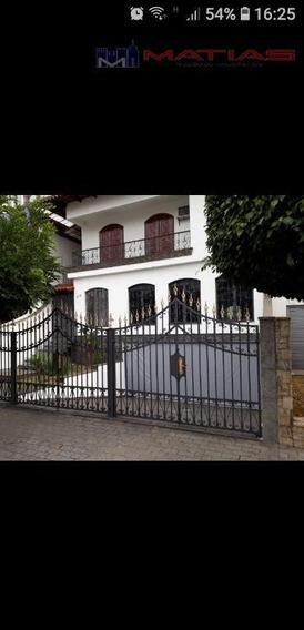 Sobrado Para Alugar, 448 M² Por R$ 14.000,00/mês - Jardim Anália Franco - São Paulo/sp - So0236