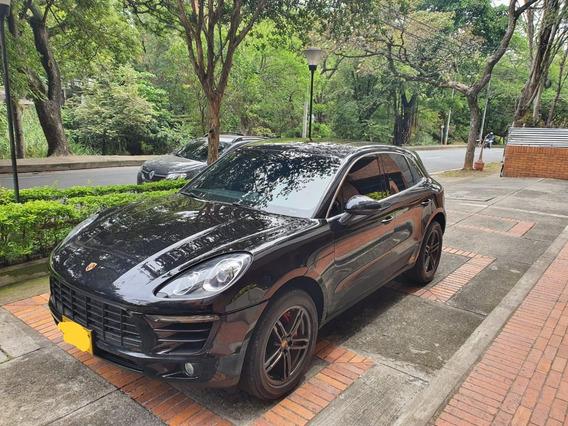 Porsche Macan S Automatica Sec 2015 3.0