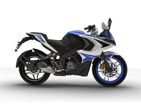 Moto Bajaj Pulsar Rouser Rs 200 Laser Edged Urquiza Motos