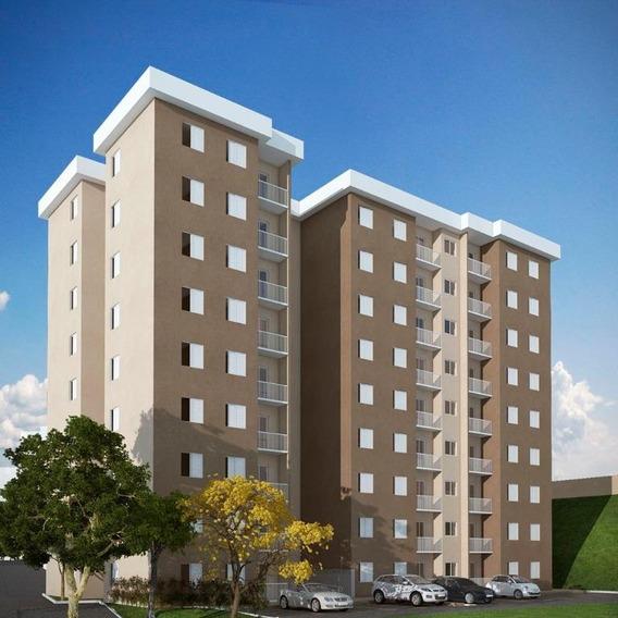 Apartamento Em Vila Aparecida, Itapevi/sp De 55m² 2 Quartos Para Locação R$ 1.000,00/mes - Ap247108