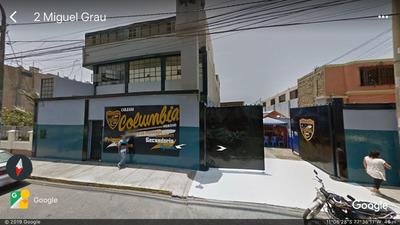Ex Colegio Columbia - Huacho