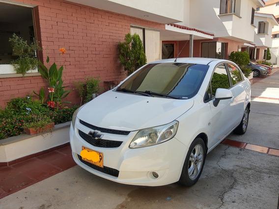 Chevrolet Sail Ltz 2014