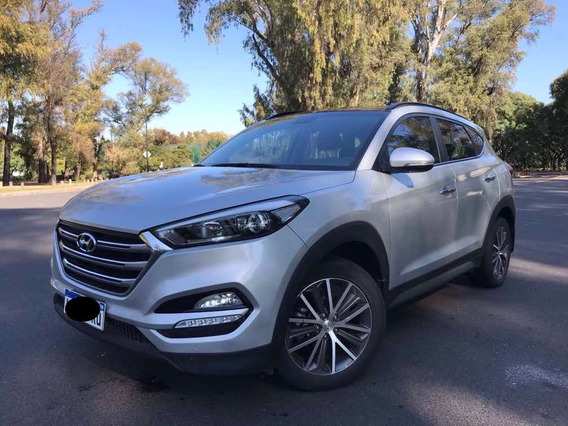 Hyundai Tucson 2.0 Td 4x4 Exclusive At 2016