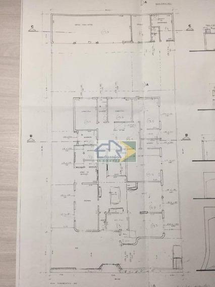 Casa À Venda, 450 M² Por R$ 2.200.000 - Centro - Suzano/sp - Ca0200