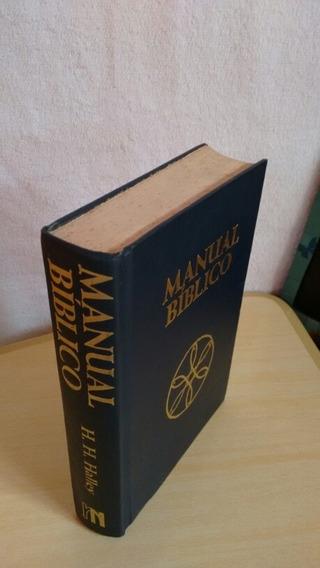 Manual Bíblico De Halley Um Comentário Abreviado Da Bíblia