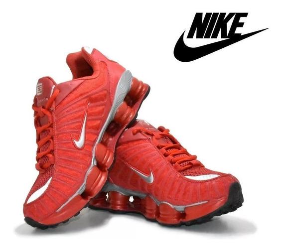 Tenis Masculino Nike Sxhox 12 Molas Promoção Black Friday