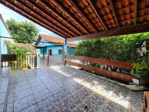 Imagem 1 de 15 de Casa Para Venda Em Mogi Das Cruzes, Vila Brasileira, 2 Dormitórios, 1 Suíte, 2 Banheiros, 4 Vagas - Ca340_2-1155805