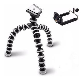 Tripode Soporte Para Celular O Camara 16cm+adaptador