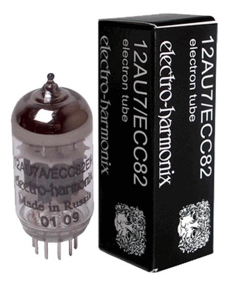 Valvula P/amplificador Electro Harmonix 12au7 Ecc82 Eh
