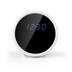 Relógio Com Câmera Espiã 16gb Wifi Hd Grava Vídeo E Foto