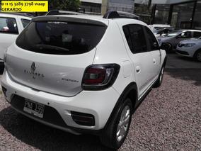 Renault Sandero Stepway Privilege 2016 Ant $ 200000 Y Cts Gm