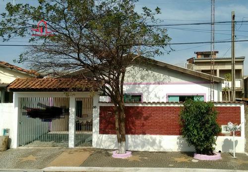 Casa A Venda No Bairro Jardim Picerno I Em Sumaré - Sp.  - 2482-1