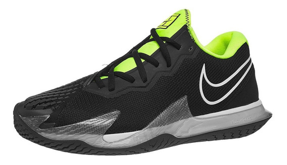 Zapatillas Nike Air Zoom Vapor Cage 4 Black/volt 2020