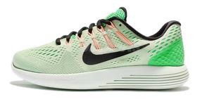 Tênis Nike Lunarglide 8 De Corrida Feminino Vrd Original