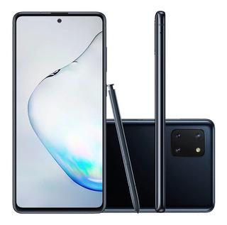 Celular Samsung Galaxy Note 10 Lite N770 Dual 128gb Preto