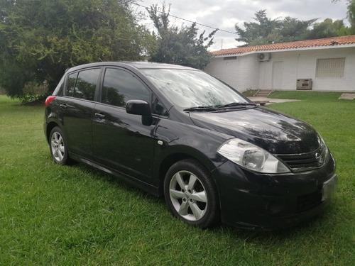 Nissan Tiida 1.8 Extrafull