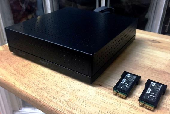 Amplificador Ta-sa300wr Sony +2 Cartões Transceptor Ezw-rt50