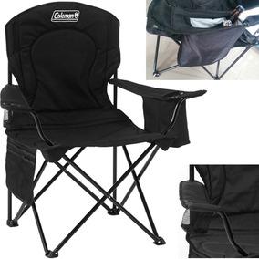 Cadeira Camping Dobravel Coleman Com Bolso Termico E P/ Copo