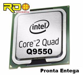 Processador Intel 775 Core2quad Q9550 12mb Cache 2.8ghz