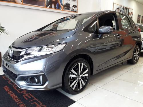 Imagem 1 de 15 de Honda Fit 1.5 Ex Cvt 2021/2021