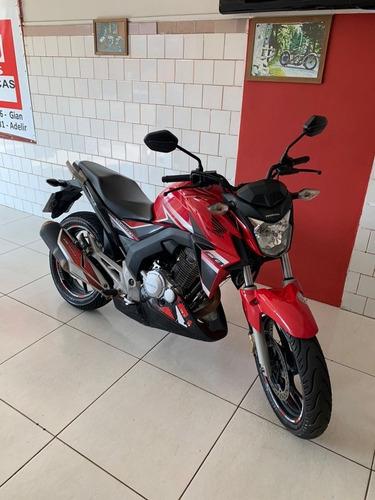 Imagem 1 de 13 de Honda  Twister 250cc