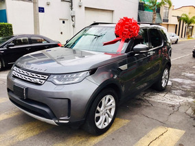 Land Rover New Discovery 4wd Hse 2018.