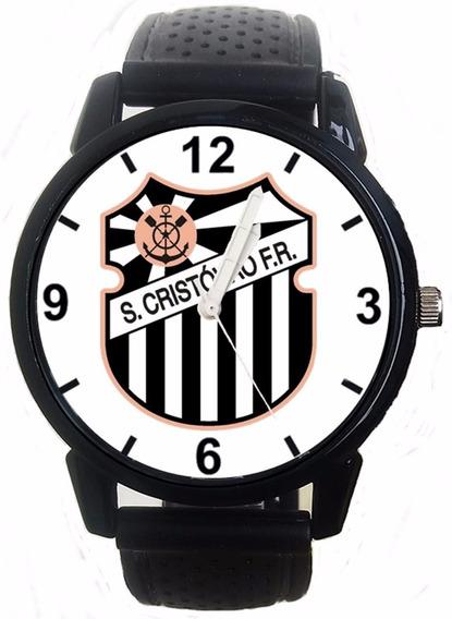 Relógio Pulso São Cristóvão Fr Barato Masculino Promoção