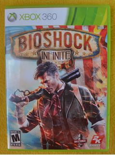 Bioshock Infinite Xbox 360 Play Magic