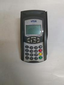 Máquina Antiga De Cartões De Crédito Colecionável