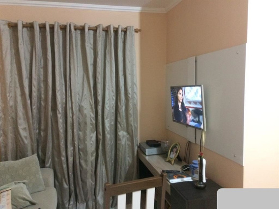 Apartamento Na Vila Amélia, Mandaqui Com 2 Dormitórios. Sala Com Sacada, - 170-im342485