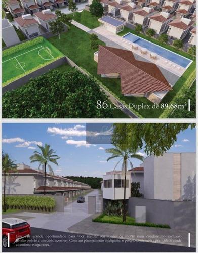 Imagem 1 de 7 de Casa Residencial À Venda, Todos Os Santos, Teresina. - Ca0403
