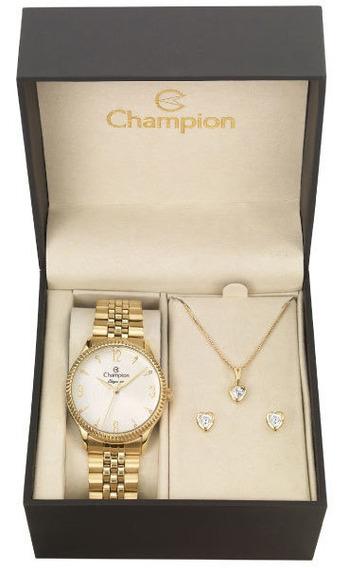Kit Champion Feminino Cn26073w