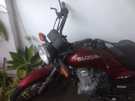 Suzuki Ax4 Gd 115