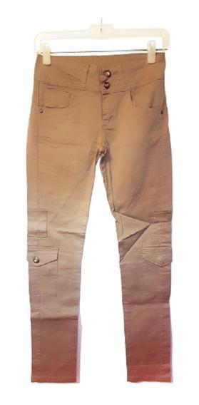 Pantalon De Gabardina Chupin