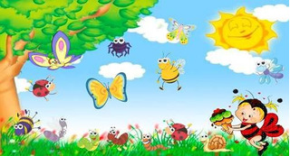 Painel Decorativo Infantil Festa Banner O Mais Barato 1,5x1m