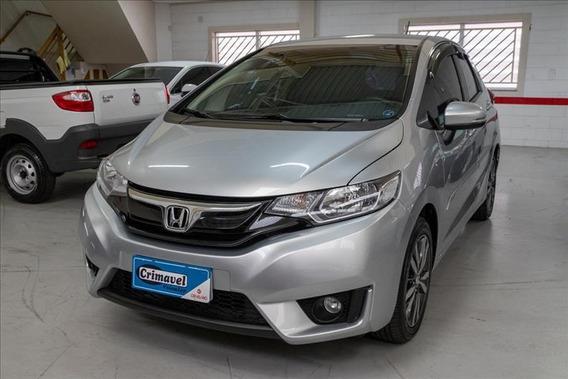 Honda Fit 1.5 Exl Flex Automático