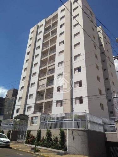 Imagem 1 de 30 de Apartamento Com 3 Dormitórios À Venda, 93 M² Por R$ 269.000,00 - São Judas - Piracicaba/sp - Ap0829
